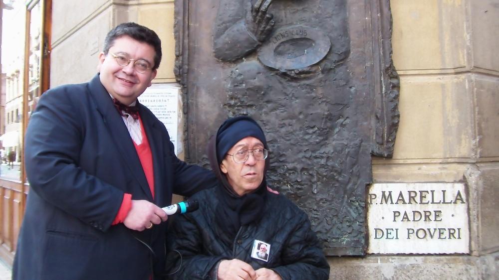 Intervista a Padre Gabriele